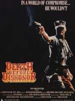 Death Before Dishonor movie poster (1987) picture MOV_df4c1926