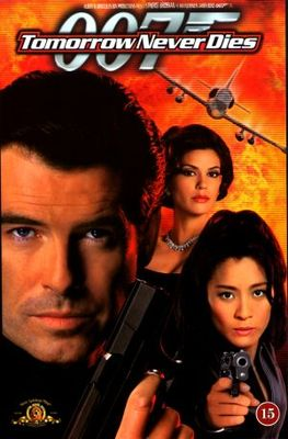 Tomorrow Never Dies movie poster (1997) poster MOV_df55ce09