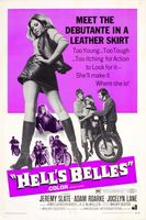 Hell's Belles movie poster (1970) picture MOV_df5a2bd8