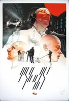 THX 1138 movie poster (1971) picture MOV_df5fc921