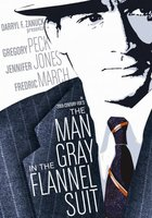 The Man in the Gray Flannel Suit movie poster (1956) picture MOV_df608ce7
