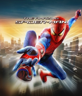 The Amazing Spider-Man movie poster (2012) poster MOV_df614bcb