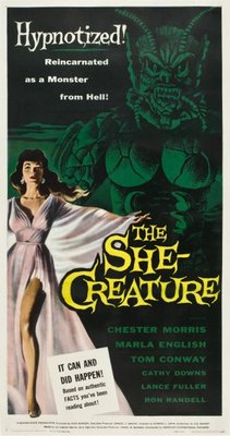 The She-Creature movie poster (1956) poster MOV_df615088