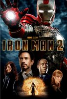 Iron Man 2 movie poster (2010) picture MOV_df645bb4