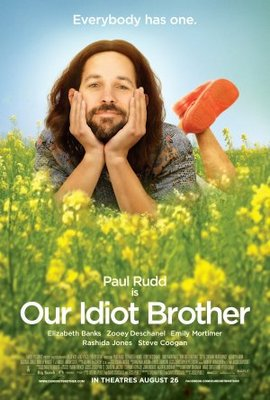My Idiot Brother movie poster (2011) poster MOV_df657166