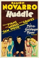 Huddle movie poster (1932) picture MOV_df65cf42