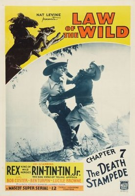 Law of the Wild movie poster (1934) poster MOV_df66c098