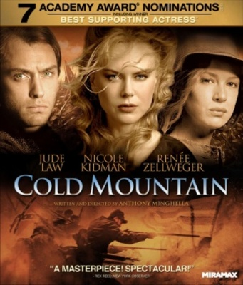 Cold Mountain movie poster (2003) poster MOV_df6c37e2