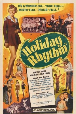 Holiday Rhythm movie poster (1950) poster MOV_df71374b