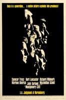 Judgment at Nuremberg movie poster (1961) picture MOV_9d0f2e10
