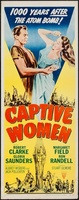Captive Women movie poster (1952) picture MOV_df83a1c9