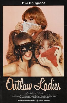 Outlaw Ladies movie poster (1981) poster MOV_df8bd11d