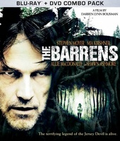 The Barrens movie poster (2012) picture MOV_df927ca4