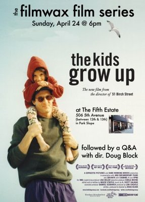 The Kids Grow Up movie poster (2009) poster MOV_df944e54