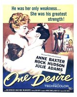 One Desire movie poster (1955) picture MOV_df97c84b