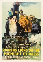Roaring Lions on the Midnight Express movie poster (1918) picture MOV_df9a5362