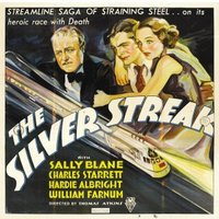 The Silver Streak movie poster (1934) picture MOV_b72ea4fe