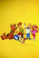 A Pup Named Scooby-Doo movie poster (1988) picture MOV_dfa2a93b