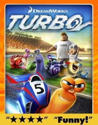Turbo movie poster (2013) poster MOV_dfa62568