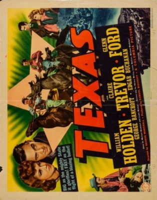Texas movie poster (1941) poster MOV_dfa722f1