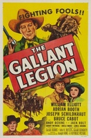 The Gallant Legion movie poster (1948) picture MOV_dfab1179