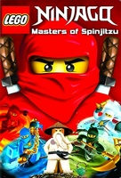 Ninjago: Masters of Spinjitzu movie poster (2011) picture MOV_dfac38e0
