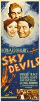 Sky Devils movie poster (1932) picture MOV_dfae4300