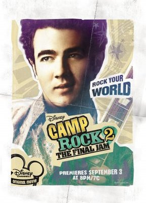 Camp Rock 2 movie poster (2009) poster MOV_dfb64de6