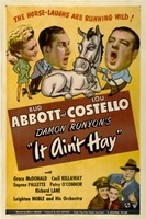 It Ain't Hay movie poster (1943) picture MOV_dfb6def0