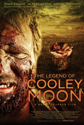 The Legend of Cooley Moon movie poster (2012) poster MOV_dfba8cbd