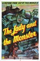 The Lady and the Monster movie poster (1944) picture MOV_dfc47f9d