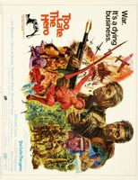 Too Late the Hero movie poster (1970) picture MOV_dfc67e46