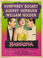 Sabrina movie poster (1954) picture MOV_f0e30dd0