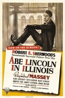 Abe Lincoln in Illinois movie poster (1940) picture MOV_dfcd64e6