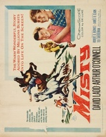 Misty movie poster (1961) picture MOV_dfce26fe