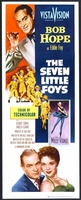 The Seven Little Foys movie poster (1955) picture MOV_dfd36adc