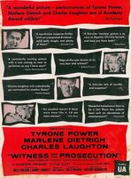 Witness for the Prosecution movie poster (1957) picture MOV_dfd54a85