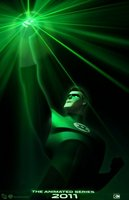 Green Lantern: The Animated Series movie poster (2011) picture MOV_dfd879f7