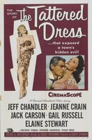 The Tattered Dress movie poster (1957) picture MOV_dfd9e809