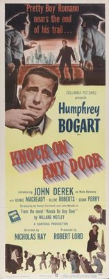 Knock on Any Door movie poster (1949) poster MOV_dfdb3577