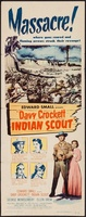 Davy Crockett, Indian Scout movie poster (1950) picture MOV_dfdb5da9