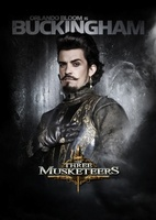 The Three Musketeers movie poster (2011) picture MOV_dfe3529a