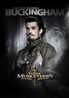 The Three Musketeers movie poster (2011) poster MOV_dfe3529a
