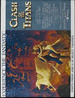Clash of the Titans movie poster (1981) picture MOV_dfe7abf6