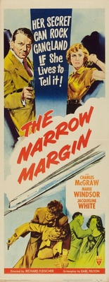 The Narrow Margin movie poster (1952) poster MOV_dfeb056c