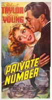 Private Number movie poster (1936) picture MOV_dfeb1454