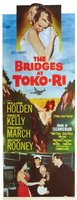 The Bridges at Toko-Ri movie poster (1955) picture MOV_dff1ac1e