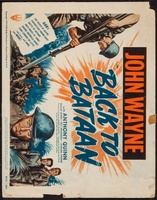Back to Bataan movie poster (1945) picture MOV_0686eb1a