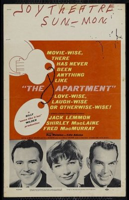 The Apartment movie poster (1960) poster MOV_dff6570f