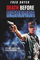 Death Before Dishonor movie poster (1987) picture MOV_dff7a4ed